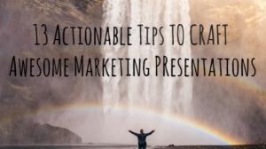 营销技能 | 赞!13条建议,为你的演示文档锦上添花