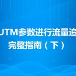用UTM参数(下)
